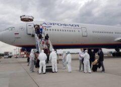 Киргизия вывезла из России своих студентов