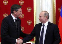Президенты России и Словении договорились учредить День дружбы двух стран