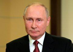 Президент призвал россиян проголосовать на выборах