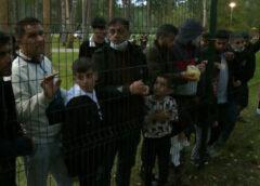 Новый миграционный кризис: что происходит набелорусско-польской границе
