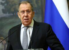 Лавров: РФнесобирается нести ответственность замиграционные кризисы, вызванные Западом